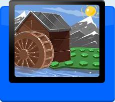 Water Mill Module