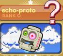 Echo's Avatar Glitch