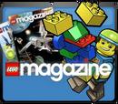 LEGO Club Magazine Module, Rank 3