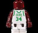 Basketball Player 3 Sticker