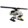 MLN TRC City Police Helicopter