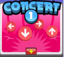 Concert I Arcade Game
