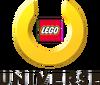 LEGO Universe Logo Sticker