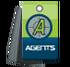 LEGO Agents Rookie Badge