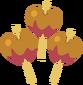 Caramel apple cutie mark by rildraw-d4elvku