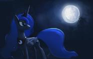 New princess luna by raikoh14-d4djxmy