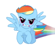 RainbowDashFlying