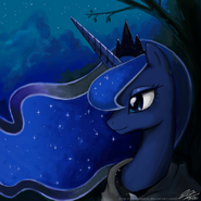 Luna on a stroll by johnjoseco-d4dwbst