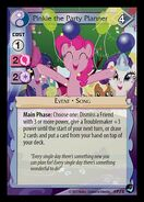Pinkie the Party Planner (High Magic Promo)
