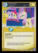 Fluttershy, Safe Haven