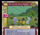 Pie Family Rock Farm