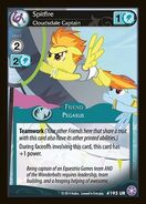Spitfire, Cloudsdale Captain