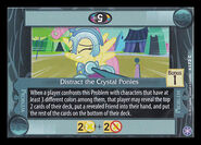 Distract the Crystal Ponies