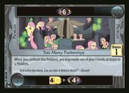 Too Many Fluttershys
