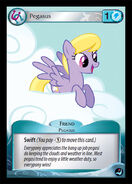 Blue Pegasus Token (High Magic)