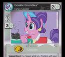 Cookie Crumbles, Fancy Cooker