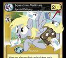 Equestrian Mailmare, Special Delivery