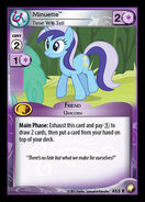 Minuette, Time Will Tell