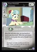 Coco Pommel, Refurbisher