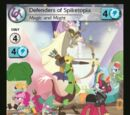 Defenders of Spiketopia, Magic and Might