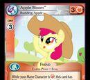 Apple Bloom, Budding Apple