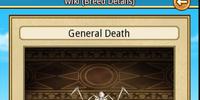 General Death