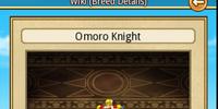 Omoro Knight