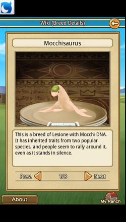 Mocchisaurus