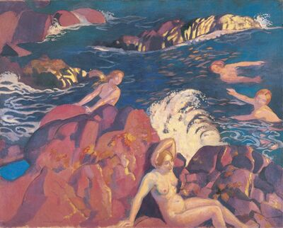 Maurice Denis - Wave.jpg