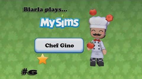 MySims (Episode 6 - Chef Gino)