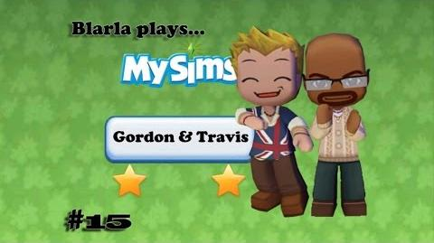 MySims (Episode 15 - Gordon & Travis)