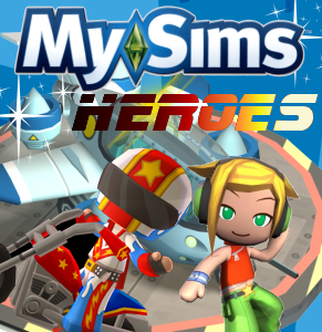 MySims Heroes Ad