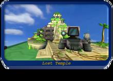 MSSH Portal - Lost Temple