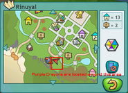 Purple Crayon Map Location