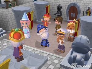Roland's castle
