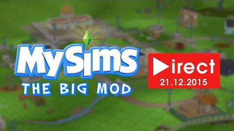 MySims The Big Mod Direct 12 18 2015