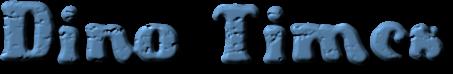 Dino Times Logo