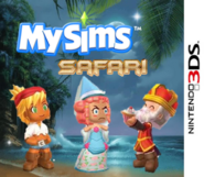 MySims Safari 4