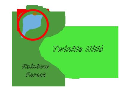 Westwood Lake Map