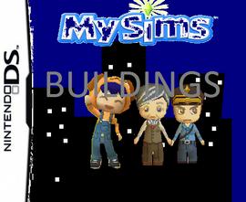 MySims Buildings