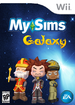 MySims Galaxy Wii