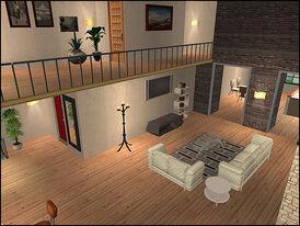 Sunnyside Apartments Lounge