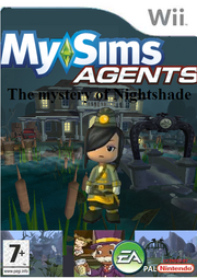 Mysims agents the mystery of nightshade delante