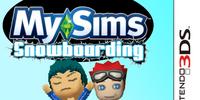 MySims Snowboarding (3DS)