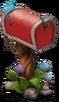 Mailbox empty