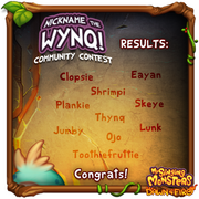 Wynqresults