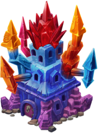 DoF Lvl8 castle