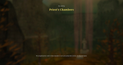 Priests chambers load