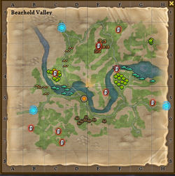 Bearhold valley