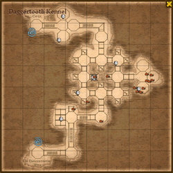 Daggertooth kennel map
